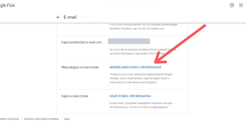 Gmail fiók megtekintése