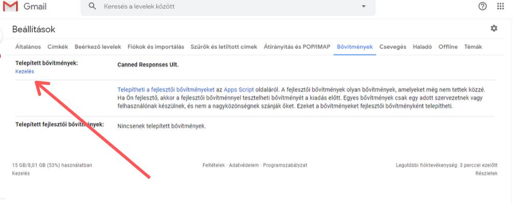 Gmail tippek: hasznos bővítmények
