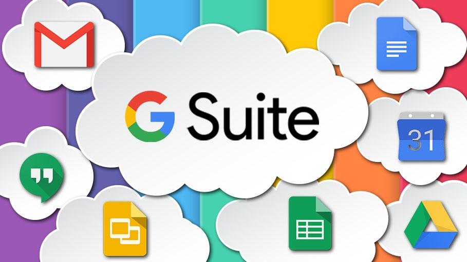 G Suite szolgáltatás