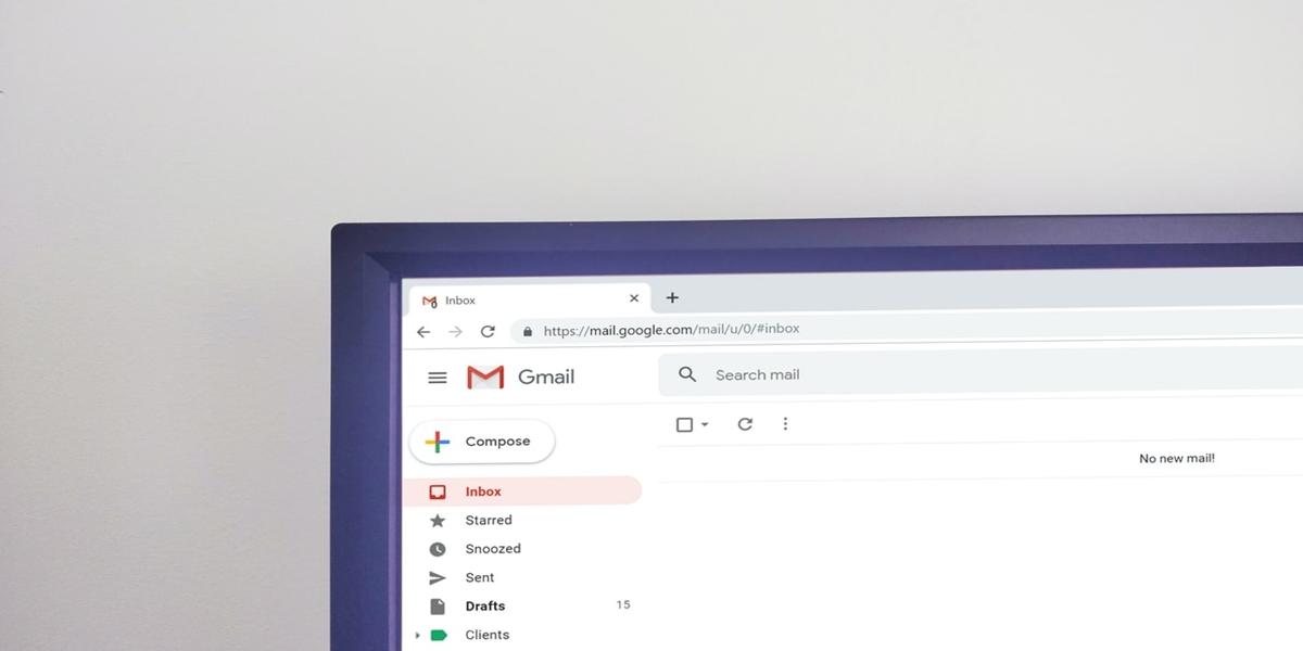 Gmail beállítások