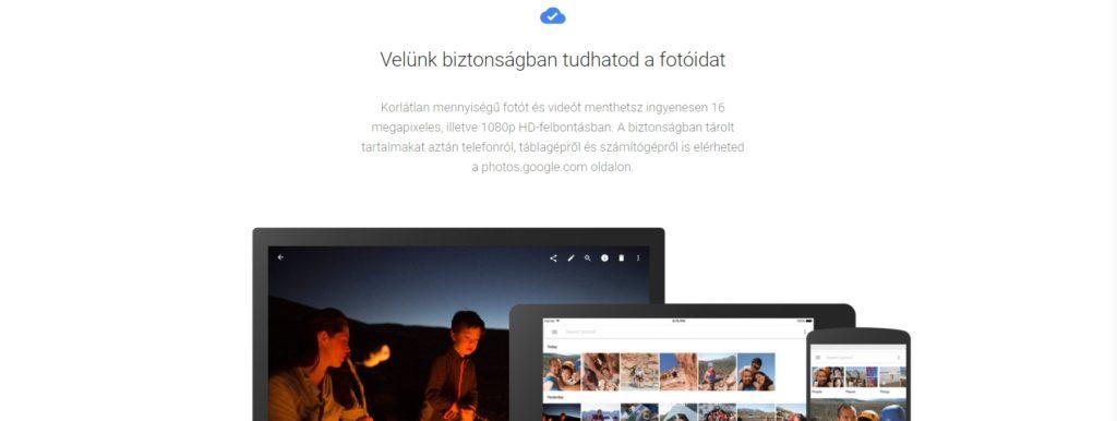 Mit ajánl a Google Fotók?