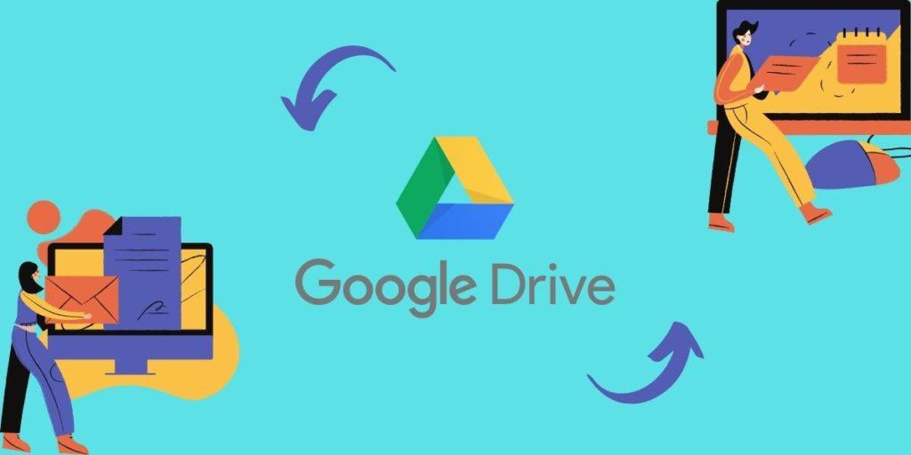 Google Drive megosztása okosan