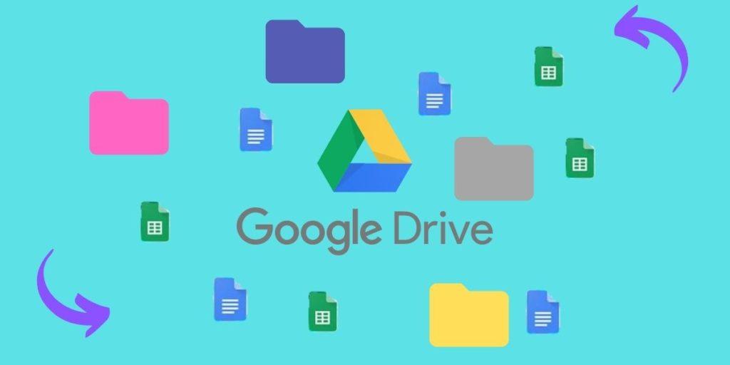 Hogyan lehet a Google Drive-on tárolt fájlokat megosztani?