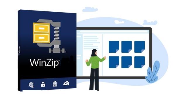 WinZip tömörítő program