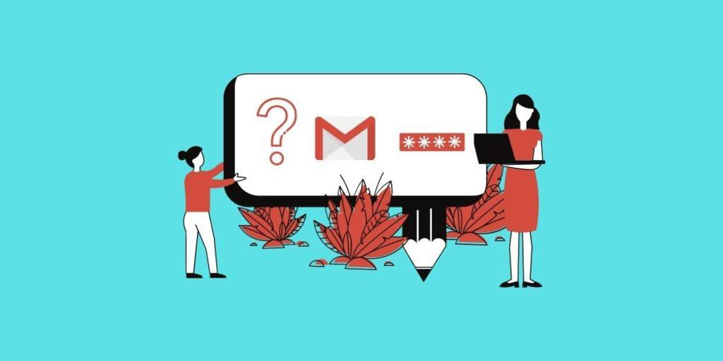 Gmail jelszó megváltoztatása