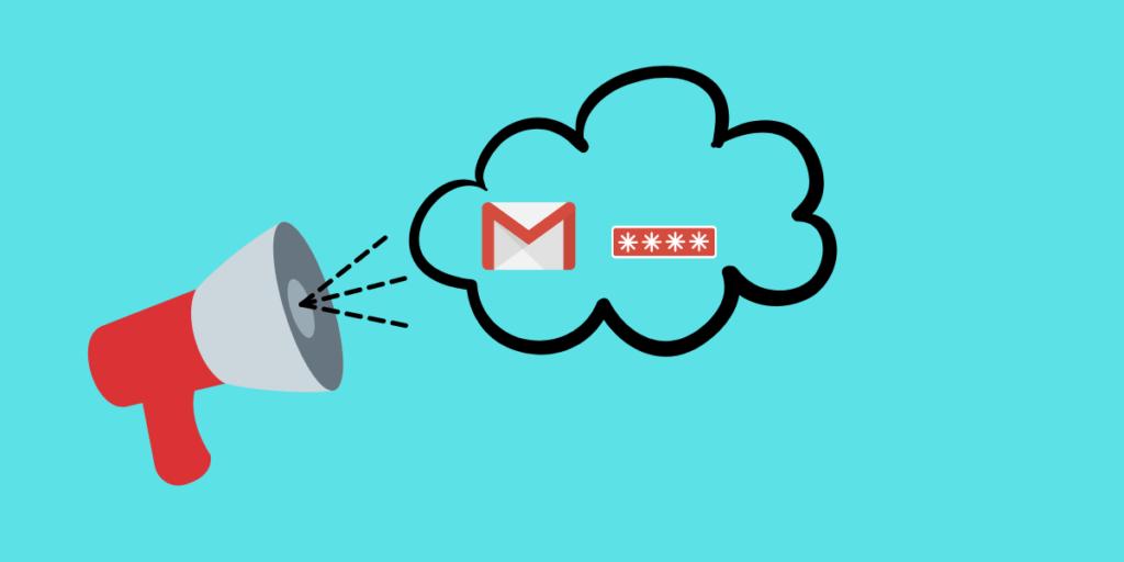 Mire kell figyelni egy Gmail jelszó megváltoztatása során?