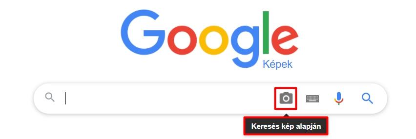 Google keresés kép alapján