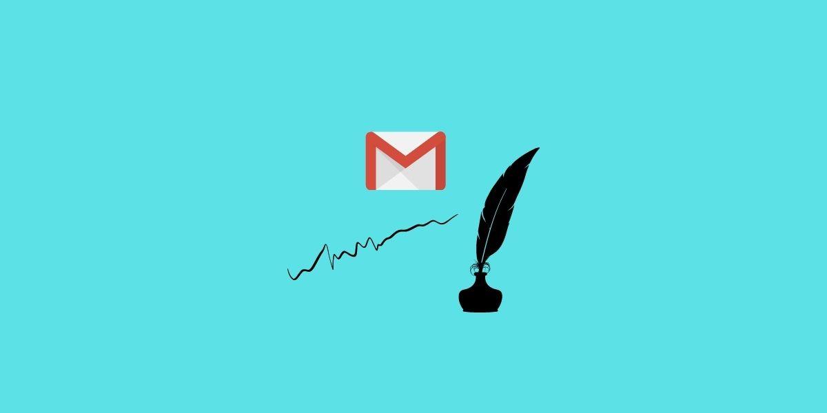 Gmail aláírás készítése