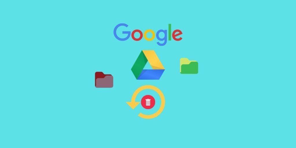 Hogyan zajlik a Google Drive törölt fájlok visszaállítása?