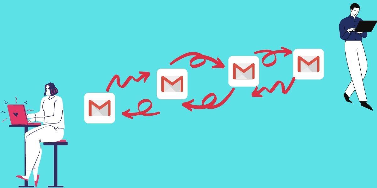 Hogyan működik a Gmail levél visszahívása?